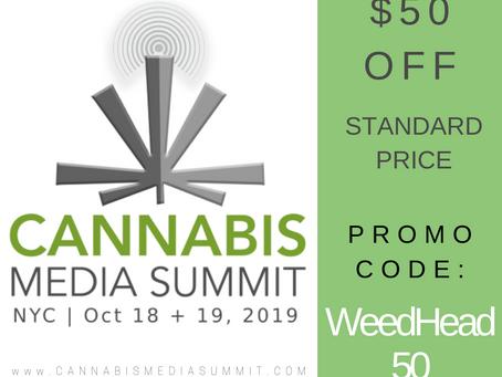 Cannabis Media Summit 2019