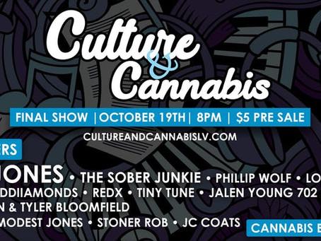 Recap: Culture & Cannabis Las Vegas