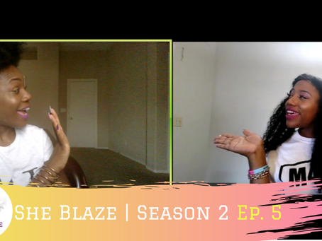 "She Blaze | S2 Ep.5 - ""Is Smokable Hemp Legal?"""
