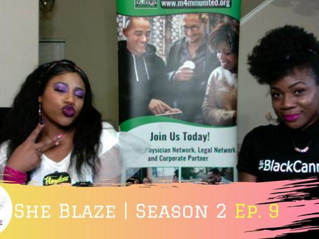"She Blaze | S2 Ep.9 - ""Northeast Governors' Cannabis Legalization Summit"""