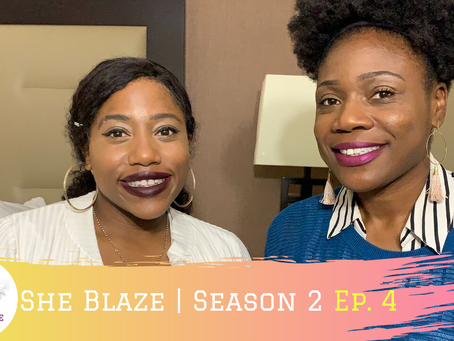 "She Blaze | S2 Ep.4 - ""Fall Cannabis Conference Season"""