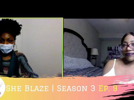 "She Blaze | S3 Ep. 9 -""Coronavirus and Cannabis"""