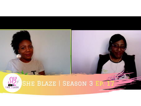 """She Blaze 