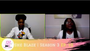 "She Blaze   S3 Ep.10 -""Cannabis and COVID Times"""