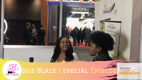 "She Blaze | Special Ep. - ""MJ Biz Conference 2019"""