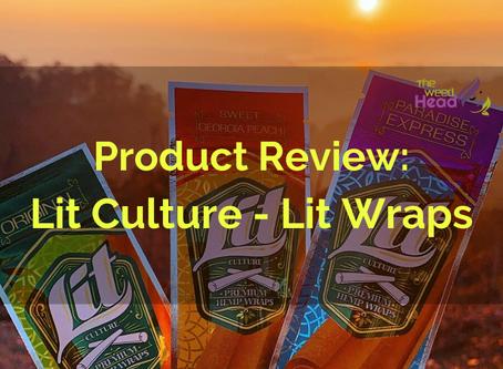 Product Review: Lit Culture - Lit Wrap