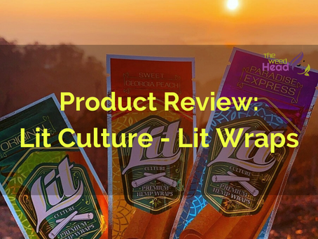 Product Review: Lit Culture - Lit Wrap