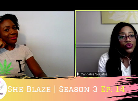 "She Blaze | S3 Ep. 14 -""COVID relief for Cannabis Companies"""