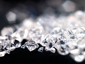 Blinding Diamanten
