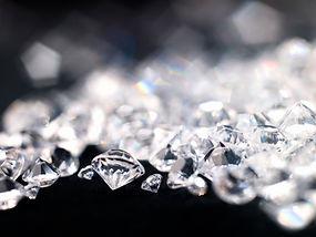 複数のダイヤモンド
