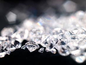 私はダイヤモンド:  I am the diamond