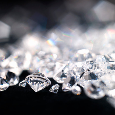 Diamonds and other gorgeous forever stones