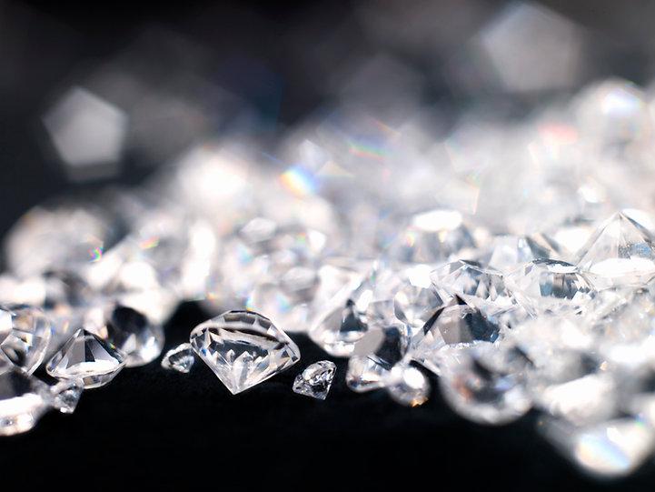 El cegamiento de los diamantes