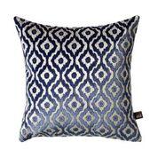Blue and Grey Cushion