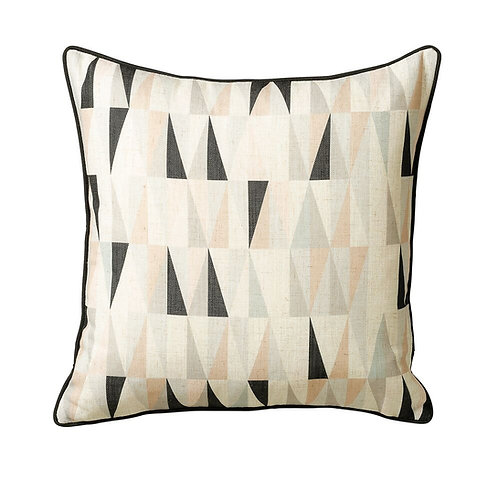 Meridian Cushion, Blush