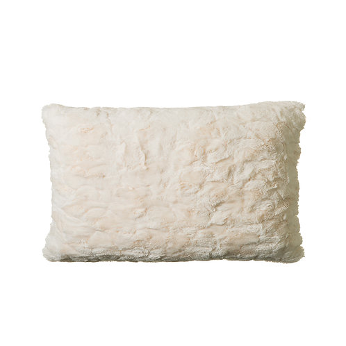Hepburn Cushion, Cream