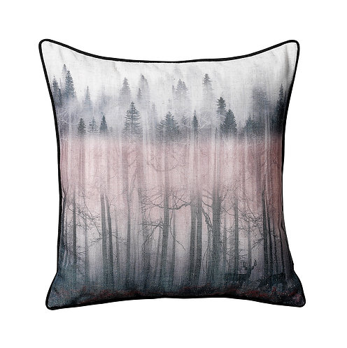 Misty Cushion, Blush