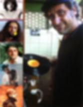 foto de alan morais com seus binis