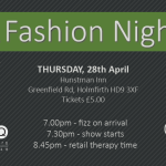 FIZZ AND FASHION NIGHT – FUNDRAISER
