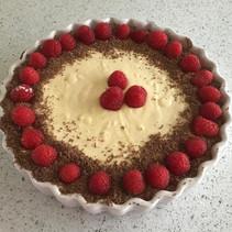 We made Cheesecake!