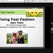 Fixing Fast Fashion