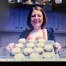 We baked Scones!