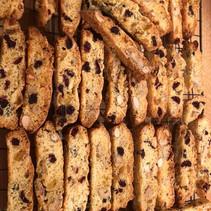 Baking Biscotti