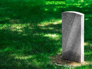 Do We Bury Our Dead For Us?