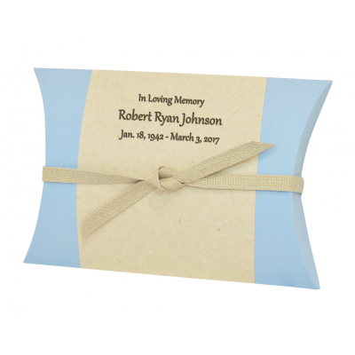 Classic Envelope Style Urn for burial at sea