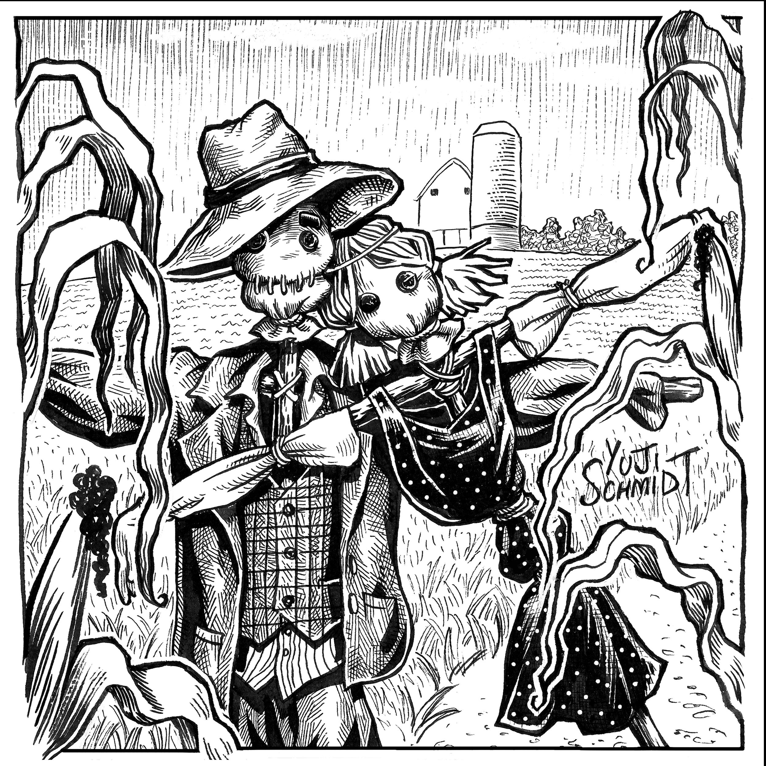 21 - Espantalhos | Scarecrows