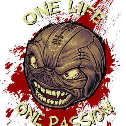 T-SHIRT - One Life, One Passion