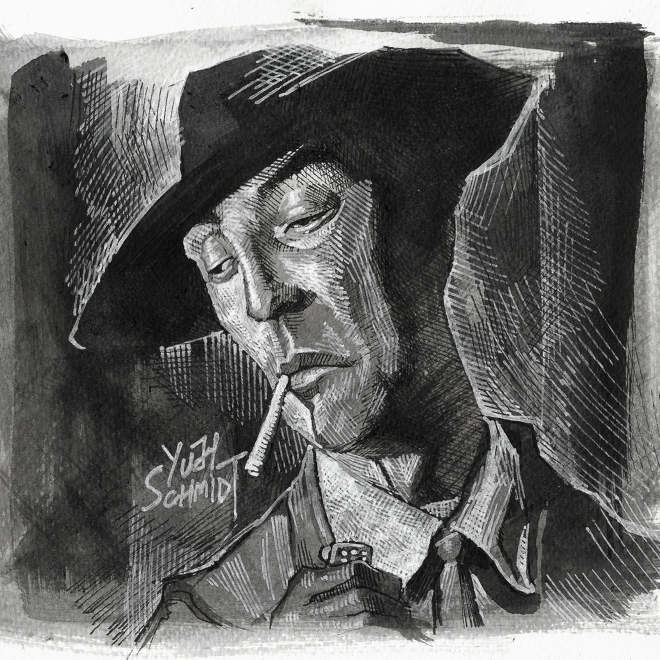02 - Retrato Noir | Noir Portrait