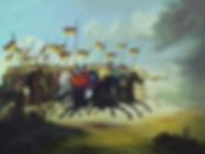Chora, Mona Lisa (Uma reiterpretação bem humorada de um retrato de Anita Garibaldi feito por Gaetano Gallino em 1839) / Cry, Mona Lisa (a humorous reinterpretation of a portrait of Anita Garibaldi done by Gaetano Gallino in 1839)