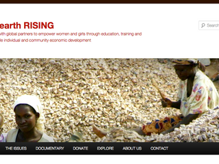 Red Earth Rising Launches Web Site