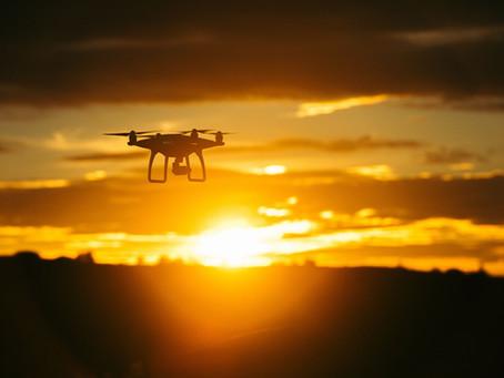 """Wie Drohnen und """"fliegende Verkehrsmittel"""" unsere Städte der Zukunft maßgeblich verändern werden"""