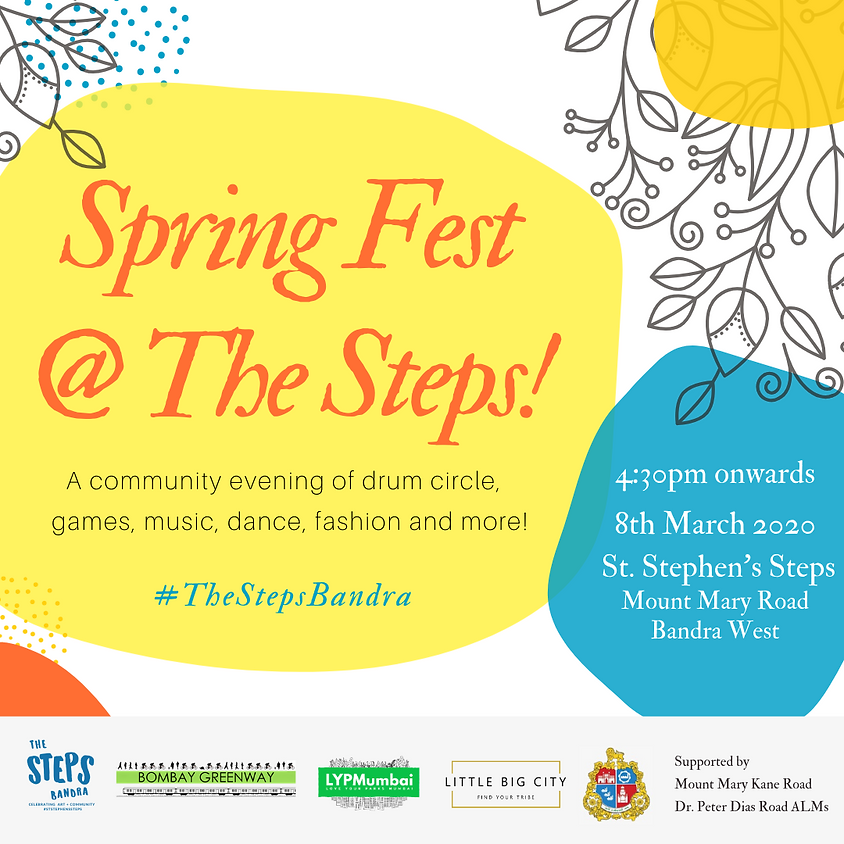 Springfest @ The Steps