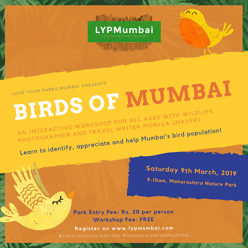 Birds of Mumbai