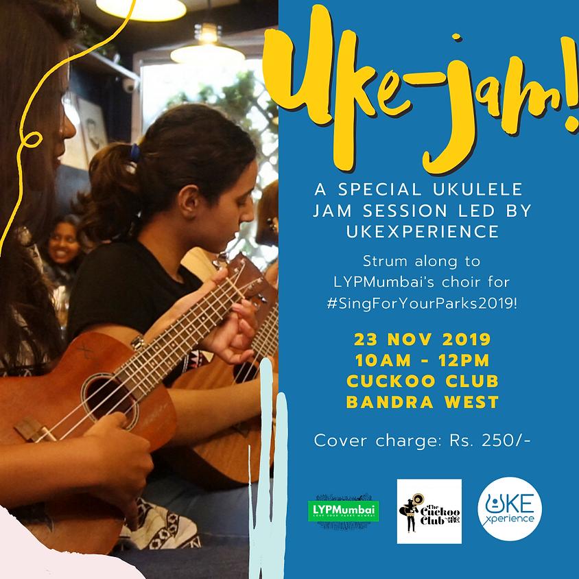 Uke-Jam with UKExperience