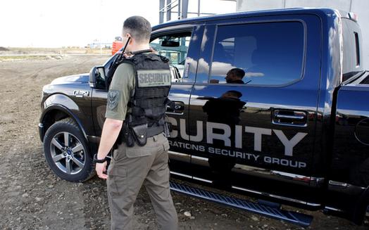 Construction Site Security Guards Alberta