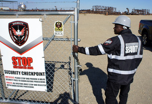 Energy Site Security Services Alberta