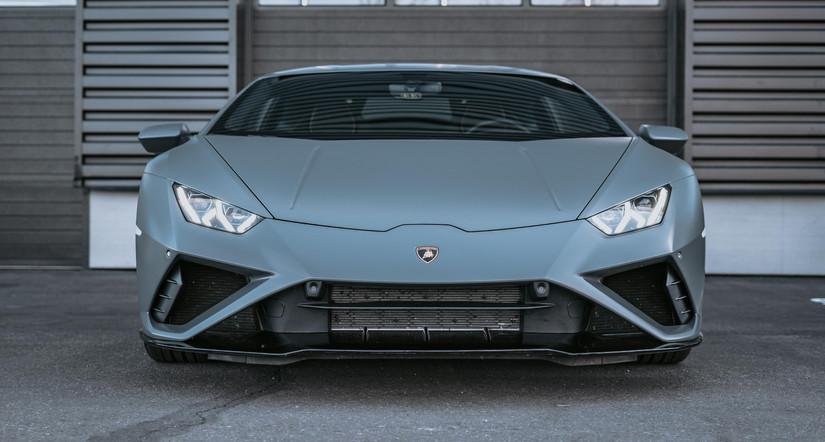 Lamborghini Huracan EVO Spec Ops Security