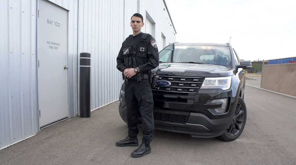 Property Security Guards Calgary SOSG Se