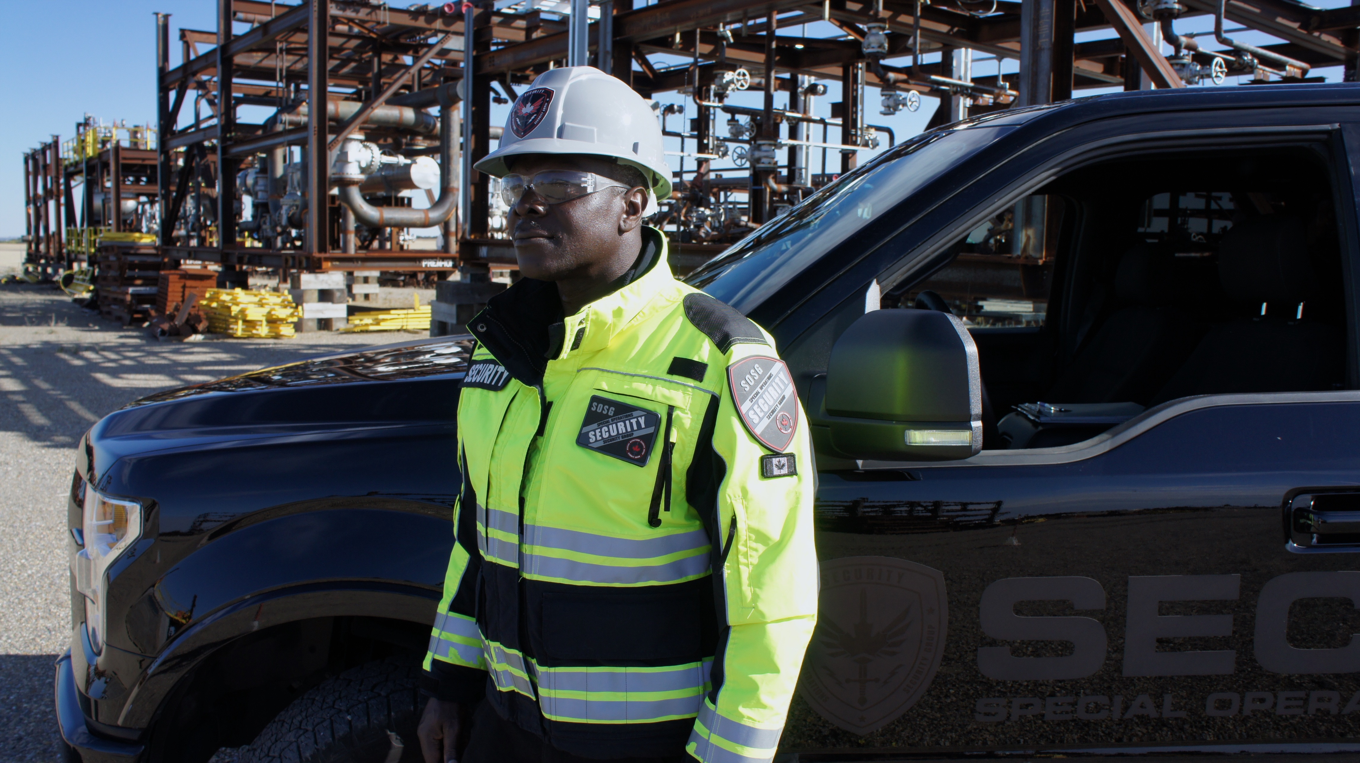 Energy Site Security