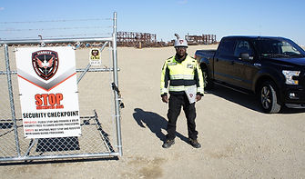 SOSG Industrial Security Guards Edmonton