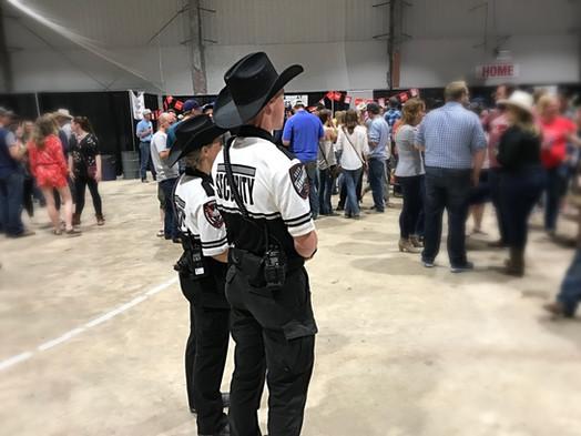 Event Security Guard Services Calgary, Edmonton, Vancouver