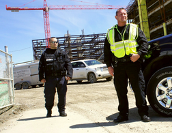 Construction Site Security Calgary