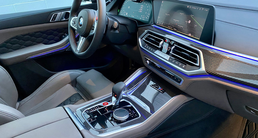 2020 BMW X5M Competition