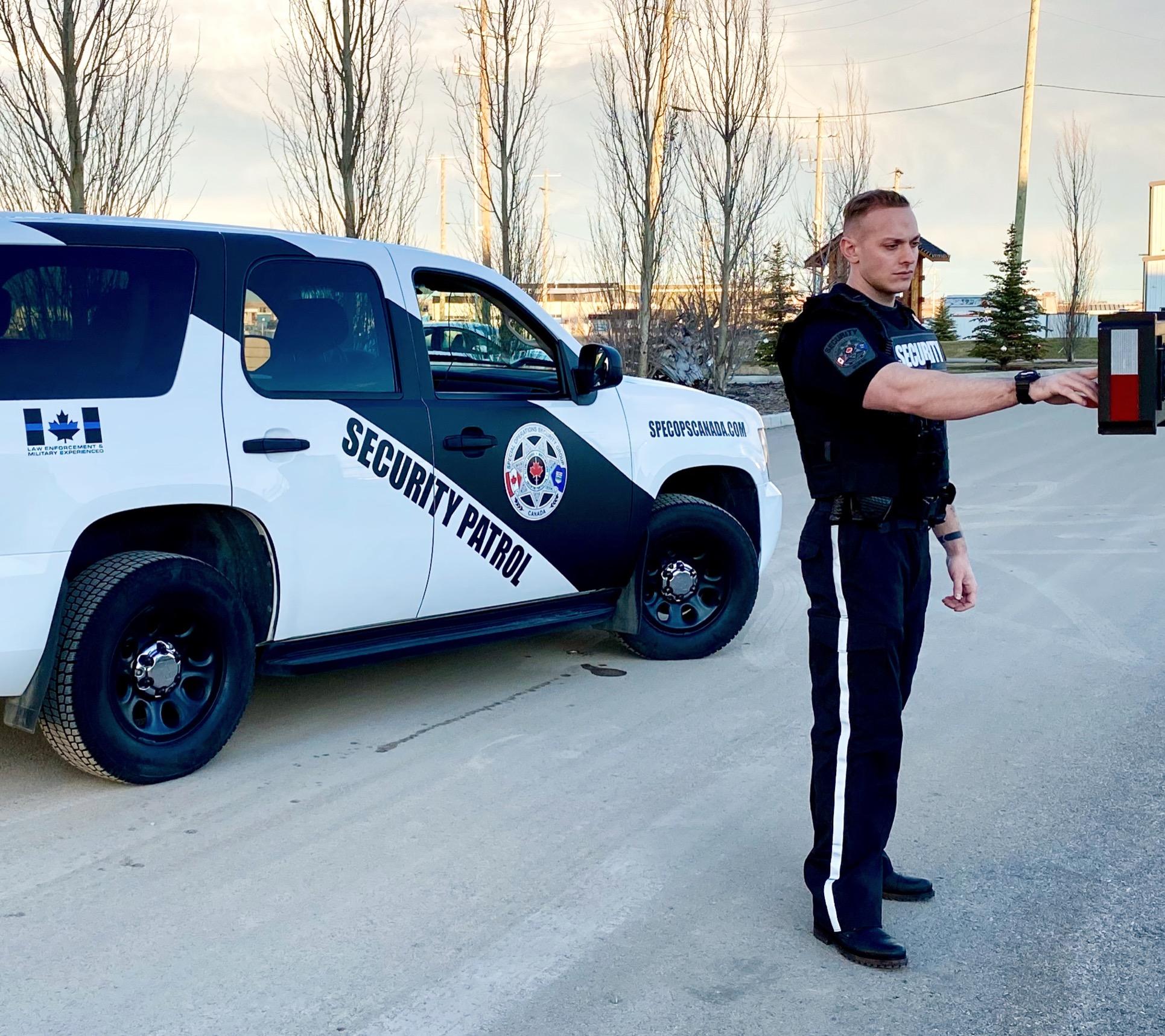 Mobile Security Patrols Alberta