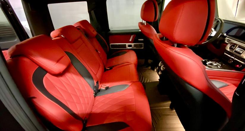 AMG G63 Interior