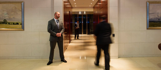Hotel Security Guards
